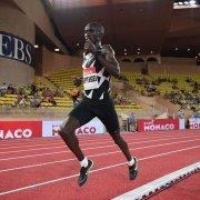 Joshua Cheptegei 5000m record