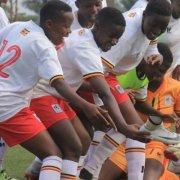U-17 Girls - The Touchline Sports