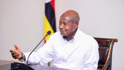 Yoweri Kaguta Museveni - The Touchline Sports