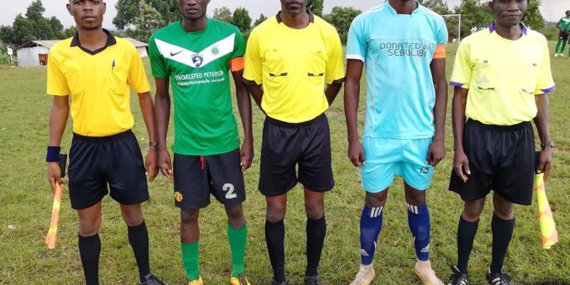 Kyetume Orom Bithum - the touchline sports