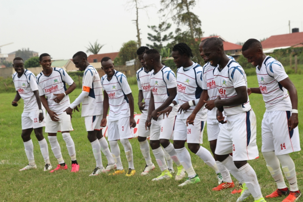 StarTimes UPL Mbarara City - The Touchline Sports