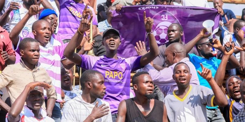 StarTimes UPL Wakiso Giants - The Touchline Sports