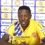 Juma Balinya - The Touchline Sports