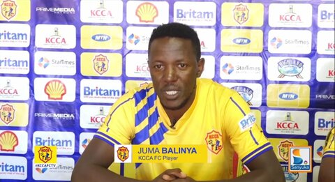 Juma Balinya - The Touchline Sports