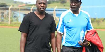 FUFA Big League playoffs Richard Makumbi - the touchline sports