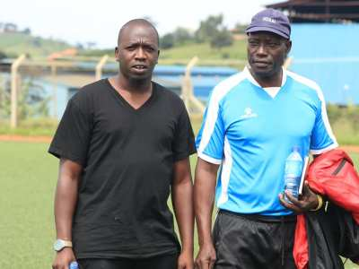 FUFA Big League playoffs Richard Makumbi - the touchline sports