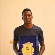 Derrick Nsibambi voted Smouha SC MVP - the touchline Sports