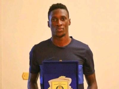 Derrick Nsibambi voted Smouha SC MVP - the touchline Sports