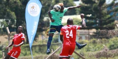 Terrazo & Tiles defeats Booma FC on penalties - the touchline sports