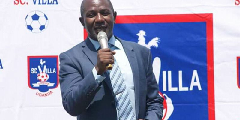 SC Villa date with Press - William Nkemba - the touchline sports