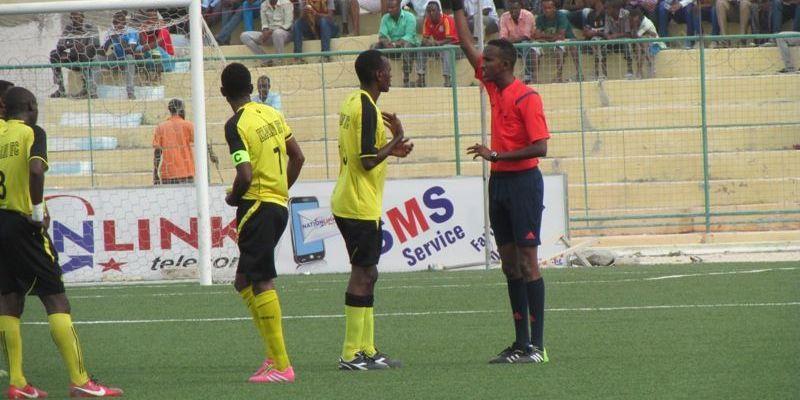 Mohamed Hagi - CAF Champions League - Vipers vs Al Hilal Omdurman