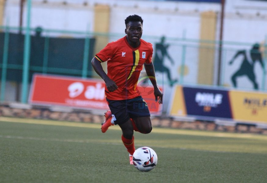 Abdul Karim Watamba - Uganda vs South Sudan