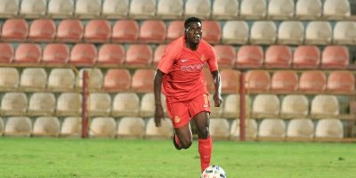 Fahad Bayo scores first goal for Ashdod SC in the Israel Premier League