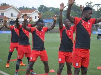 Uganda Cranes, Fred kajoba replaced with Sadiq Wassa ahead of pre-chan tournament in Cameroon