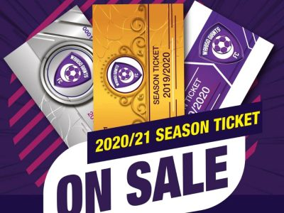 season ticket holders