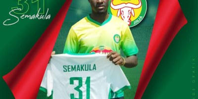 Kenneth Ssemakula completes move to BUL FC from Busoga United FC