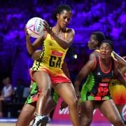 Uganda Netball national team - SHe Cranes