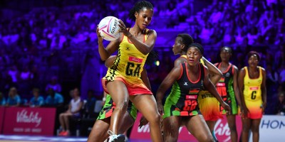 Uganda Netball national team - SHe Cranes