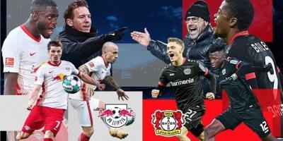 Bundesliga matchday 19 2020/21 season - RB leipzig vs Bayer 04 Leverkusen