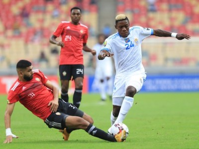 chan 2021 - DRC 1-1 Libya
