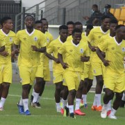 Cranes starting eleven versus rwanda