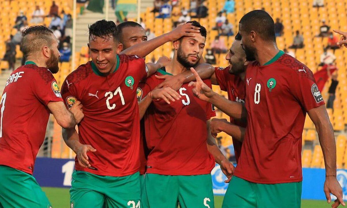 Morocco - 2021 chan semifinals
