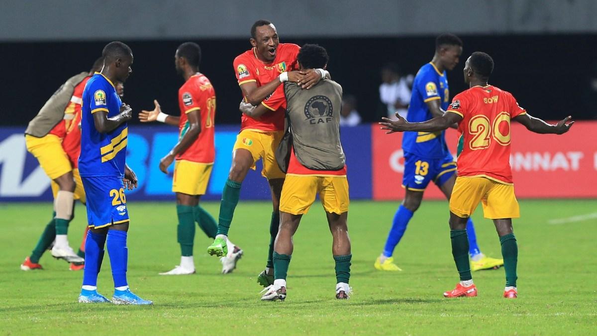 Guinea - Chan 2021 semis