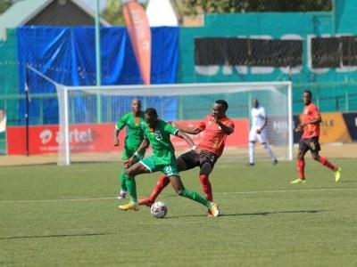 Uganda Cranes - Burkina Faso Stallions ends goalless
