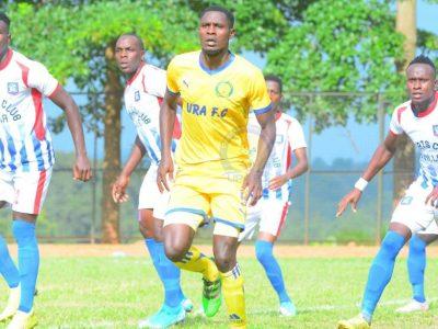 StarTimes UPL - SC VIlla - URA FC