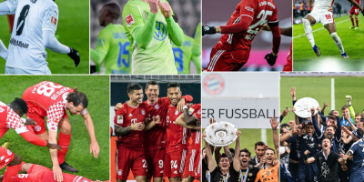 Bunesliga season Review
