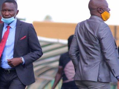 Mike Mutebi - KCCA FC Uganda Premier League
