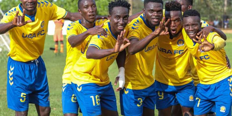 URA FC - Why URA FC could still be the ultimate title favourites