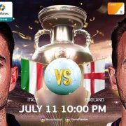 Euro 2020 Final - Italy vs England