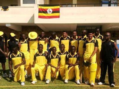 the touchline sports - 2022 U19 World Cup qualifiers: Uganda cricket squad named
