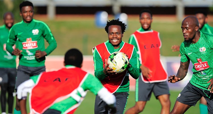 the touchline sports - Bafana Bafana: Hugo Broos names 23-man squad for 2022 FIFA World Cup qualifiers