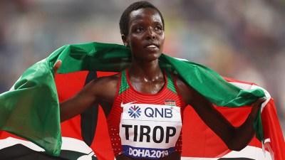 The Touchline Sports - Kenyan distance runner Agnes Tirop found dead