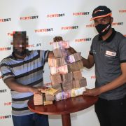 The Touchline Sports - Kasese engineer bets on little-known teams that win him 201m