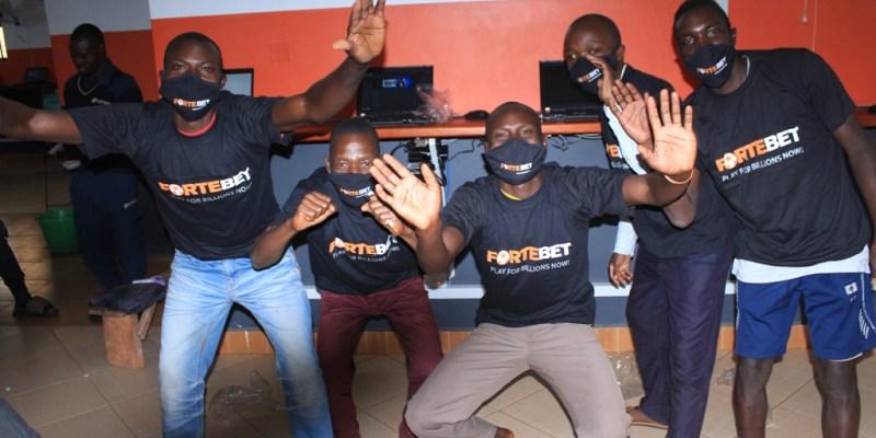 The Touchline Sports - Fortebet gives back 'millions' to Buwenge, Kamuli, Mafubira and Bugembe clients