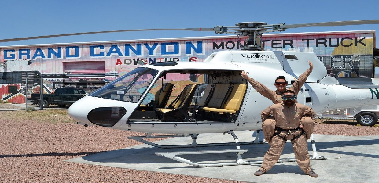 Doors Off Grand Canyon Helicopter Tour Las Vegas
