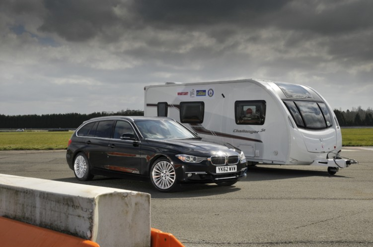 Bmw 330d Touring  Tow Car Awards