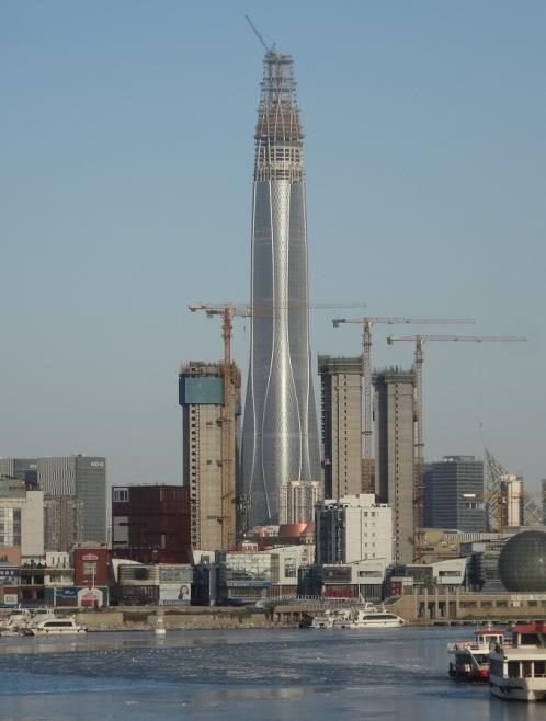 10 Tallest Buildings In China 2018 The Tower Info