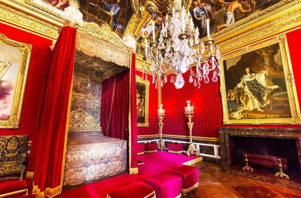 King's Apartment in Palace of Versailles