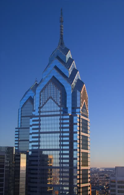One Liberty Place in Philadelphia