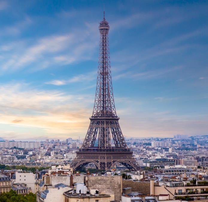 Steps To Eiffel Tower Top : Eiffel tower top floor height gurus