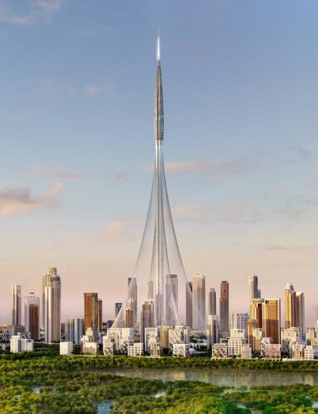 10 Tallest Buildings Under Construction In The World The Tower Info