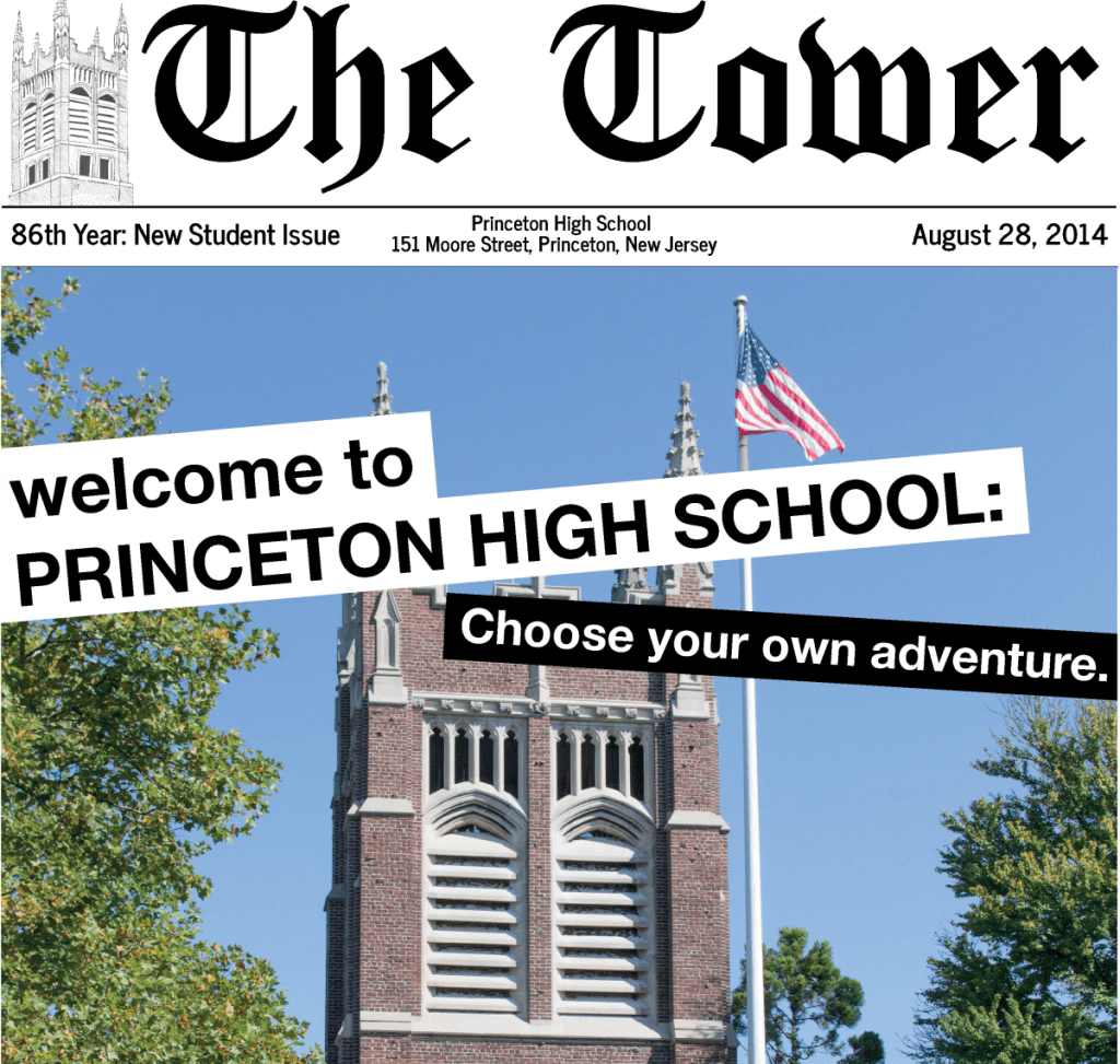 New Student Issue - Cover
