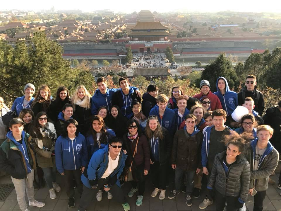 PHS Mandarin students experience China through cultural immersion