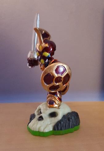Skylander Customization: Samurai Chop Chop - The Toy Locker