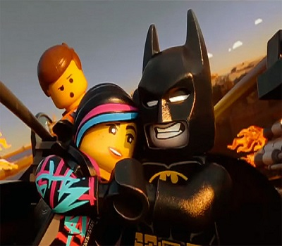 Lego Batman Movie Warner Bros