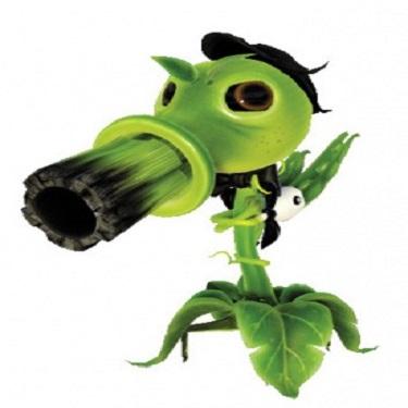 PvZGW2 Countdown: Pea Shooter - The Toy Locker